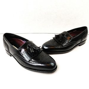 Florsheim WingTip Kiltie Tassel Loafer New Defects